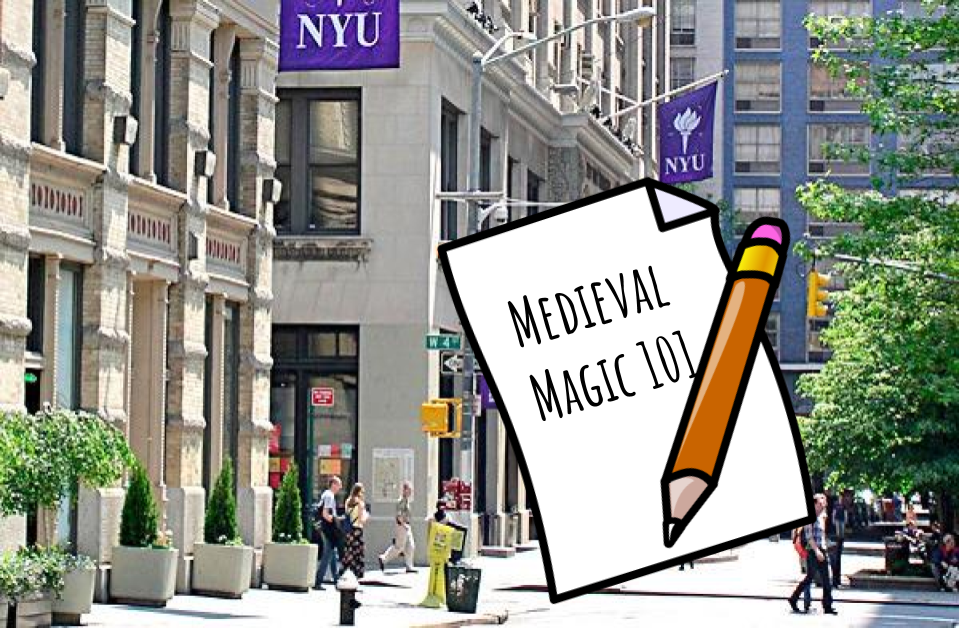 The Most Bizarre Classes You Can Take at NYU in the Spring