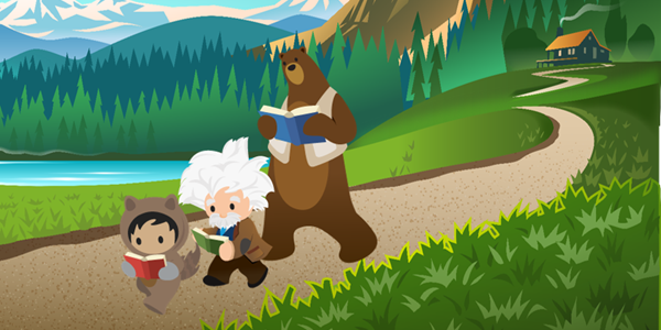 Trailhead and OpenClassrooms team to prepare the European workforce