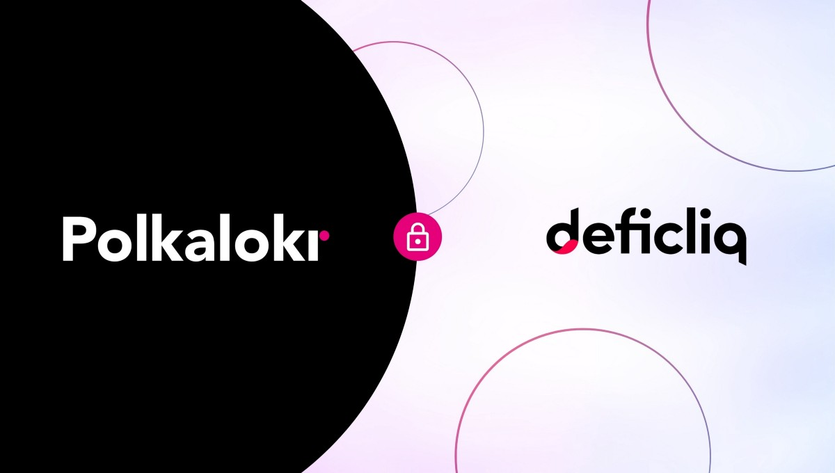 Polkalokr Partners With DefiCliq