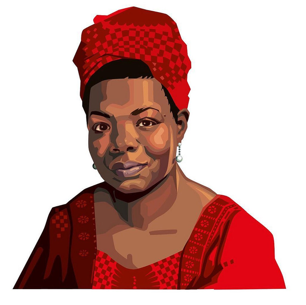 maya angelou education