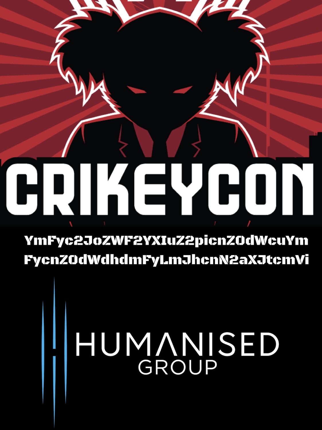 Humanised Group CrikeyCon CTF Challenge Writeup - Jack Walker - Medium