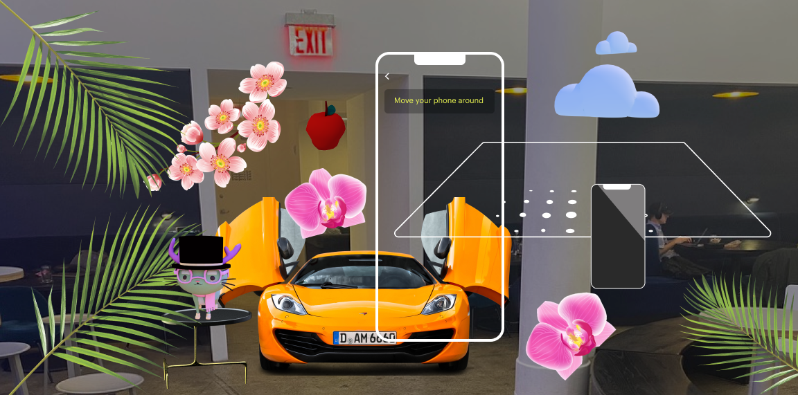 How to design for mobile AR