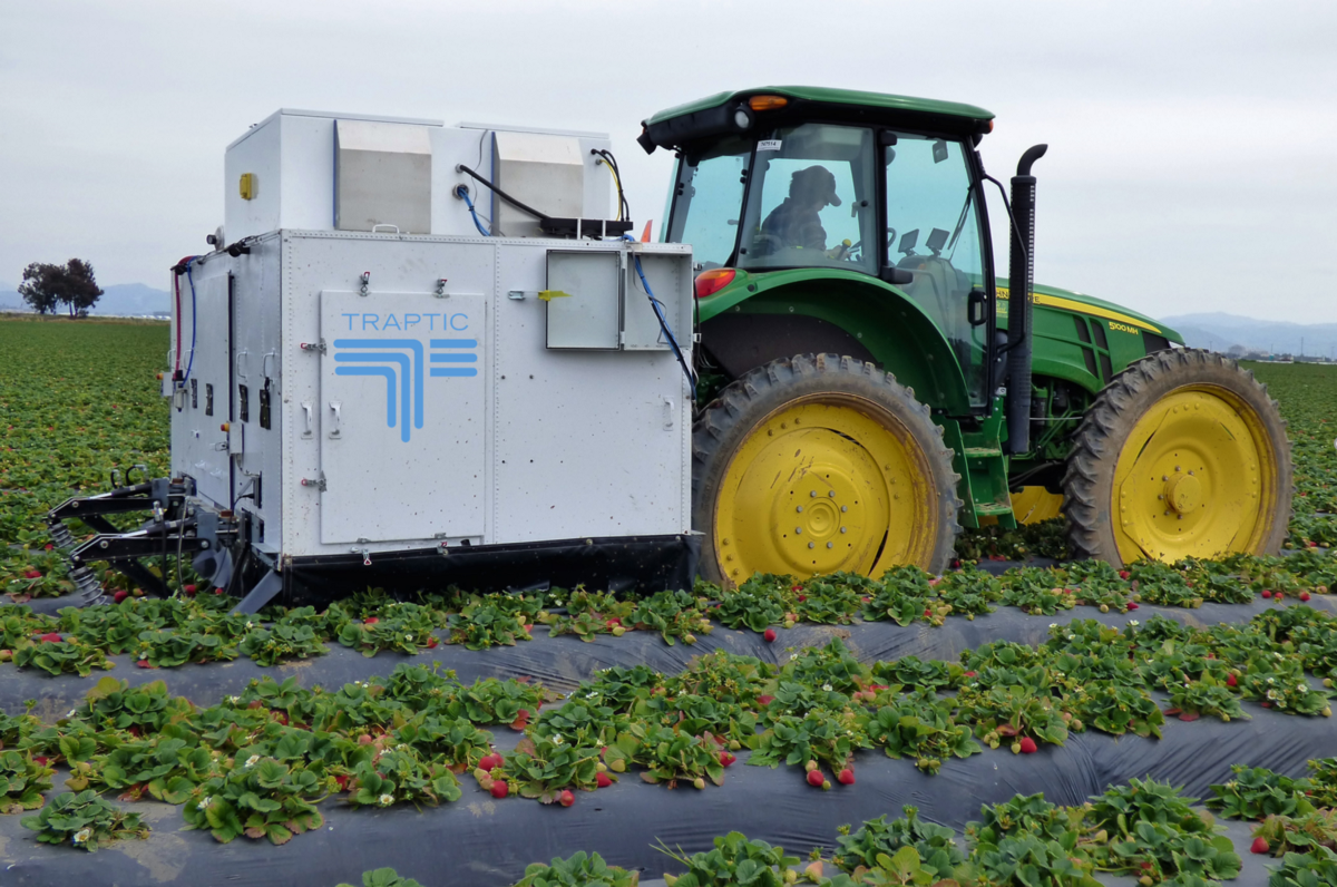 Where Traptic's Robotic Harvesting Fits in a Post COVID-19 World