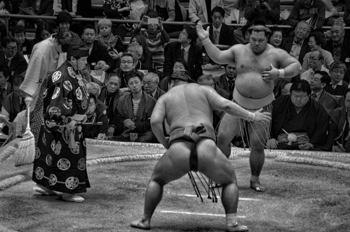 What Do Sumo Wrestlers Have In Common With The Divine Feminine?