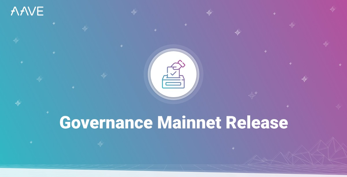The Governance is in your hands: vote on the first AIP!