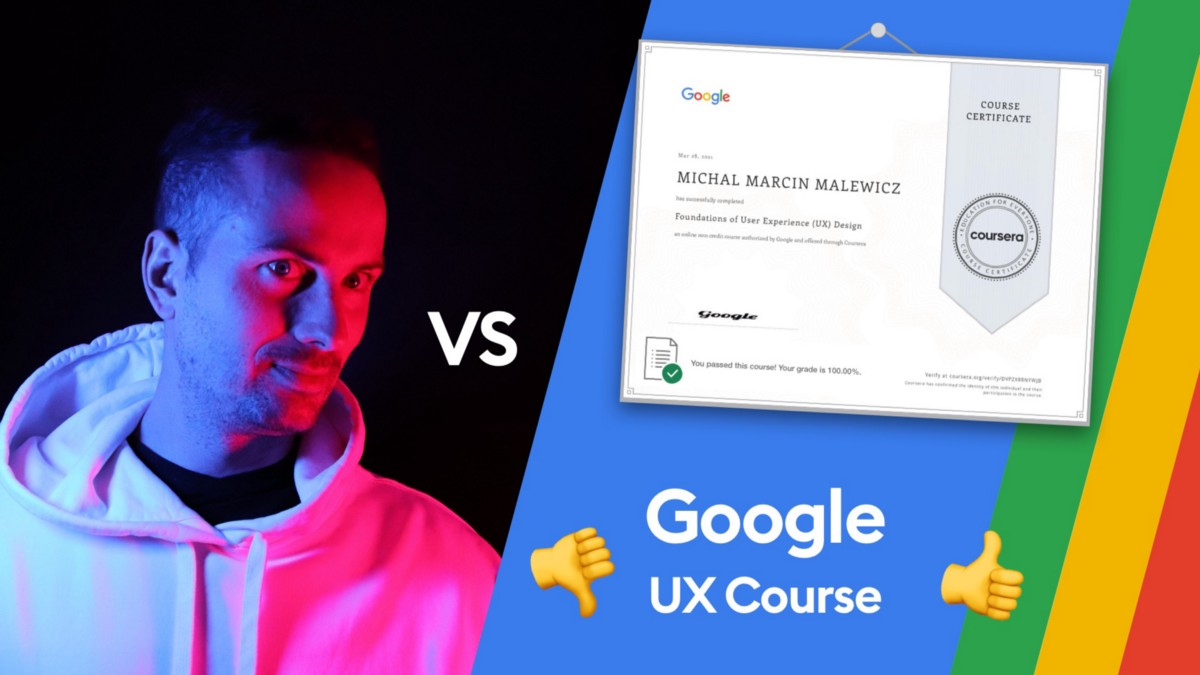 Is the Google UX course any good?