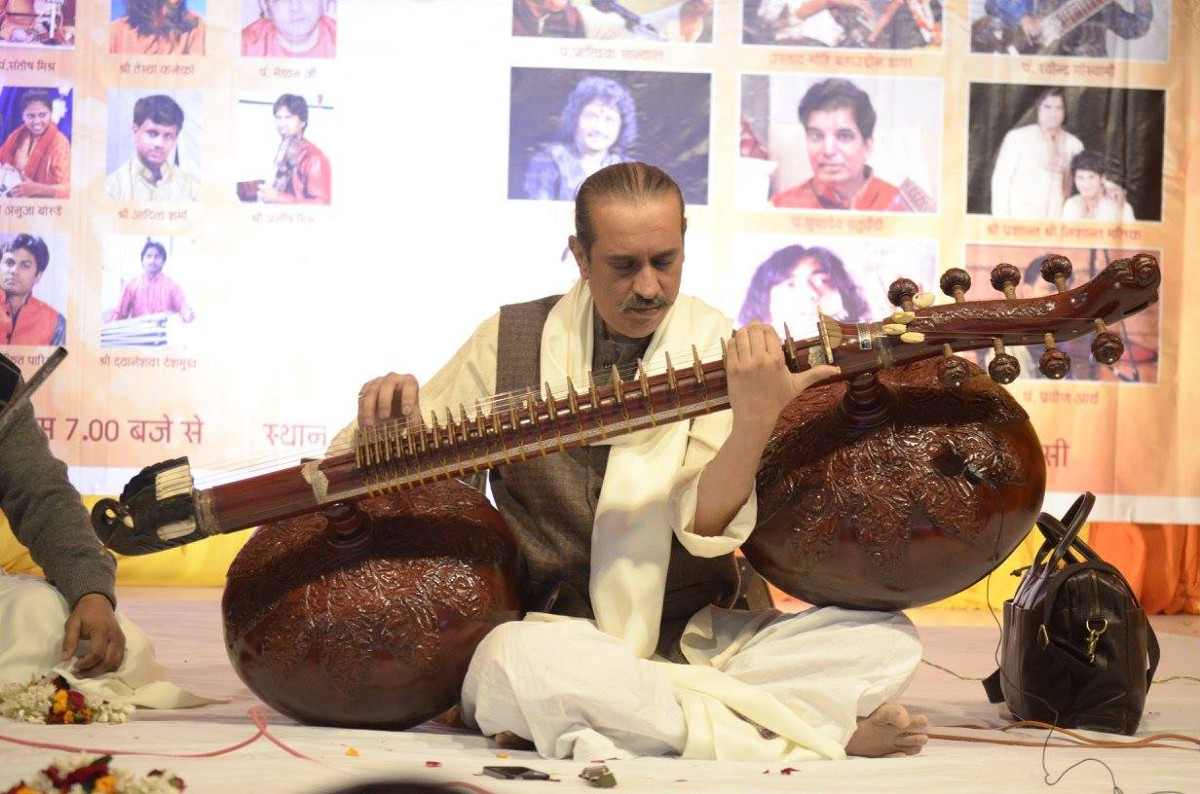 Evolutionary role of the Rudra Veena in shaping aesthetic models of
