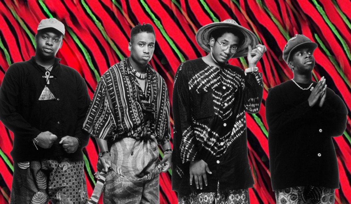 A Tribe Called Quest – We Got It from Here... Thank You 4 Your Service