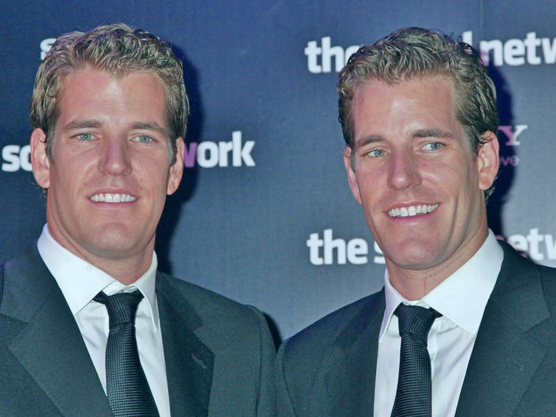 Winklevoss Twins: the first Bitcoin millionaires - Data Driven