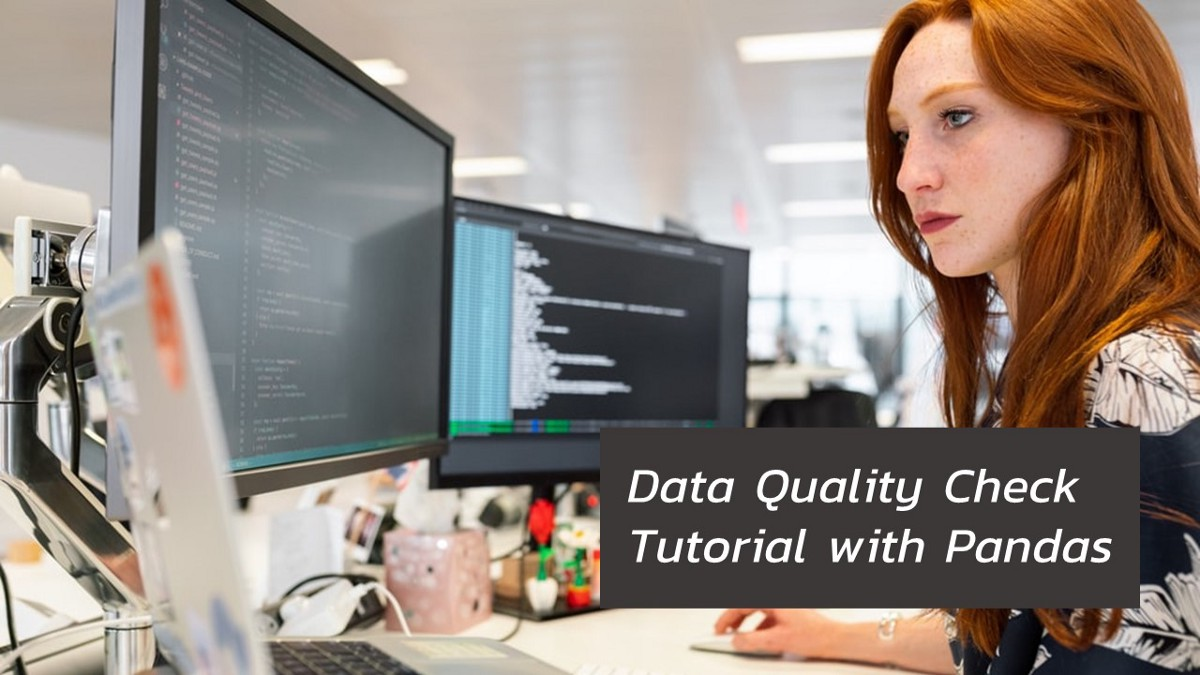 Data Quality Check for Your Data analysis—Tutorial with Pandas