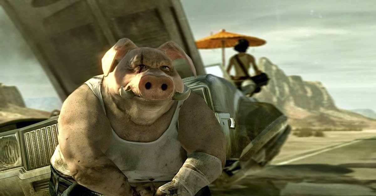 Ubisoft Assures Us That Beyond Good Evil 2 Is A Thing By Gfycat Medium