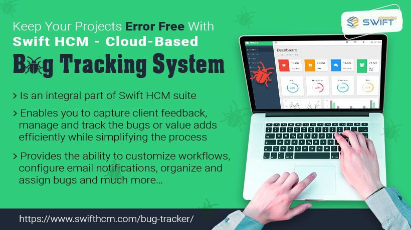 Online bug tracking and issue management software