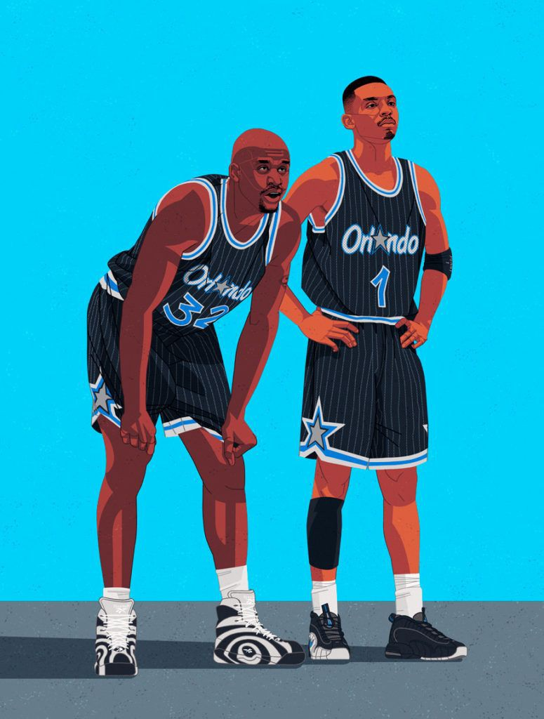 b224129200347 Who's the Greatest NBA Duo To Never Win a Ring? - Brad Callas - Medium