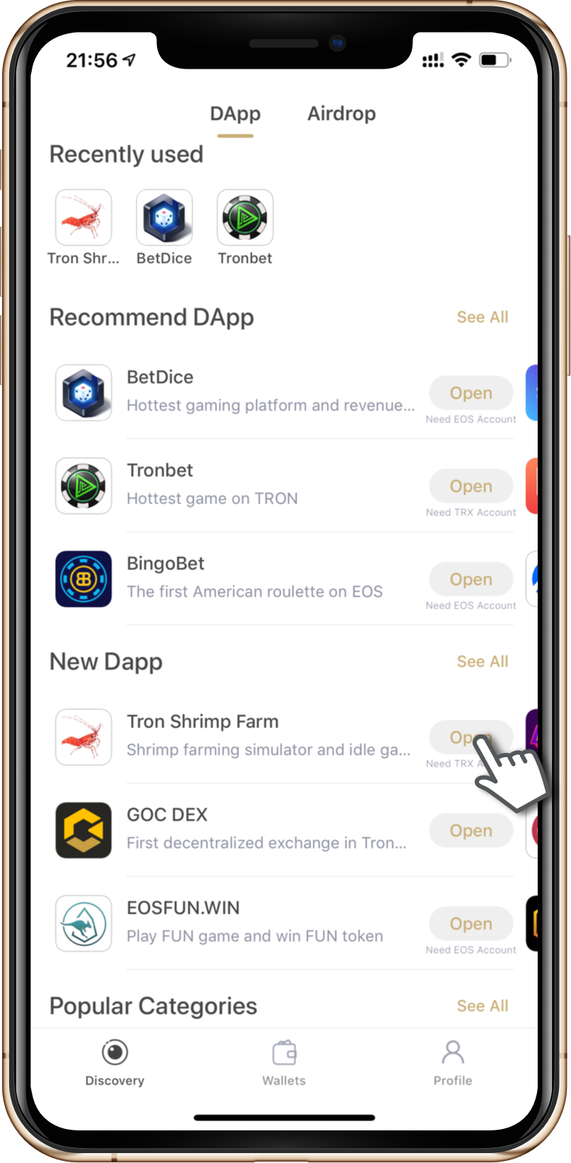 Earn more TRX for free — TRON Shrimp Farm Simple Tutorial by Dalong