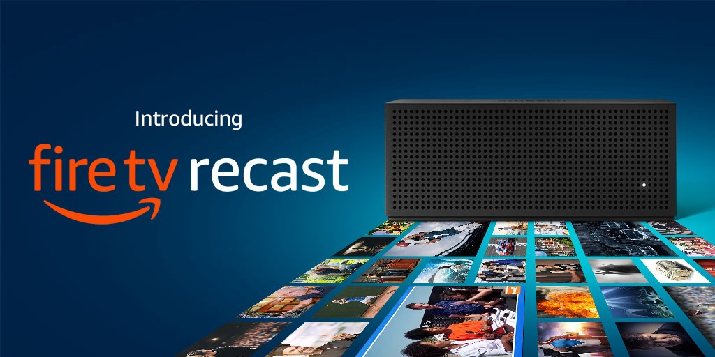 Watch and record live TV with Fire TV Recast - Amazon Fire TV