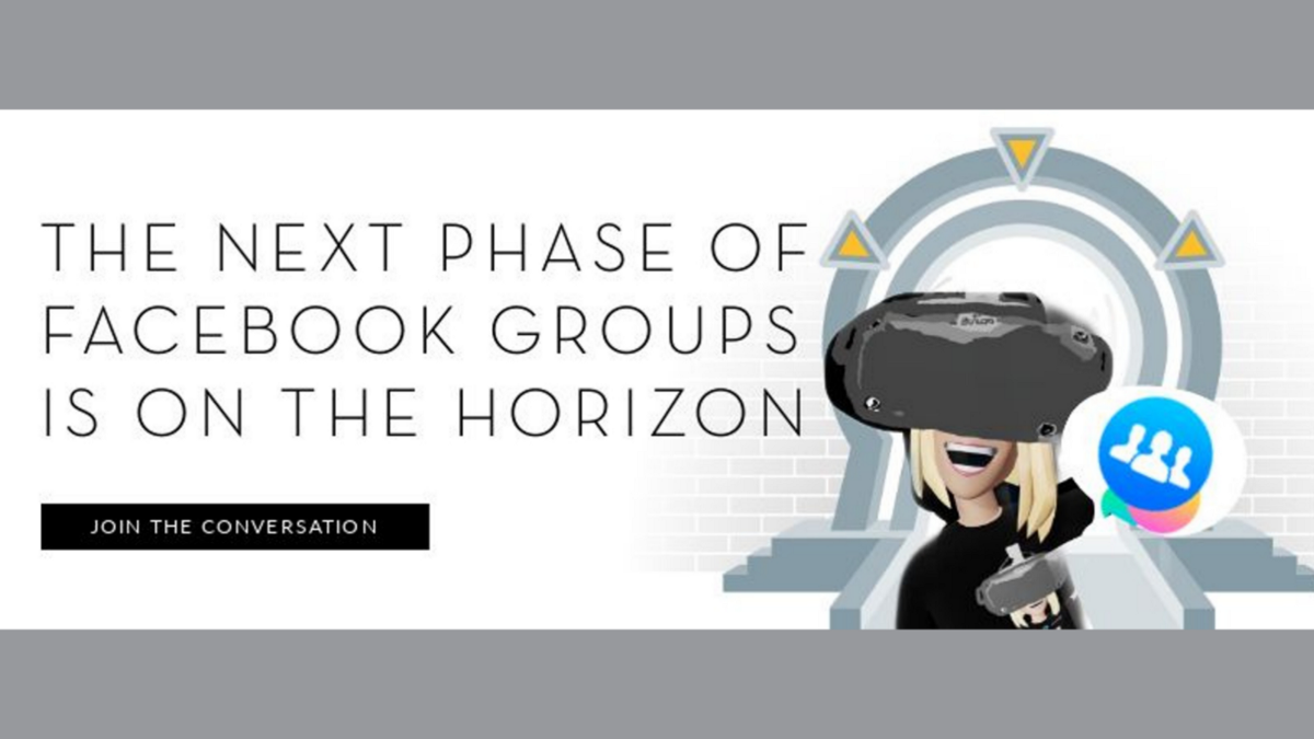 What Brands Need to Know about Social VR and The Future of Facebook Groups