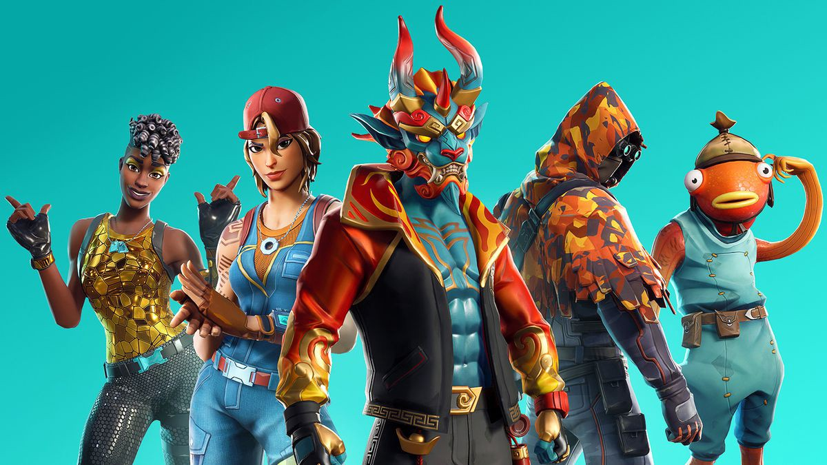 Fortnite Chapter 2 Free Skins And V Bucks Season 11 Ps4