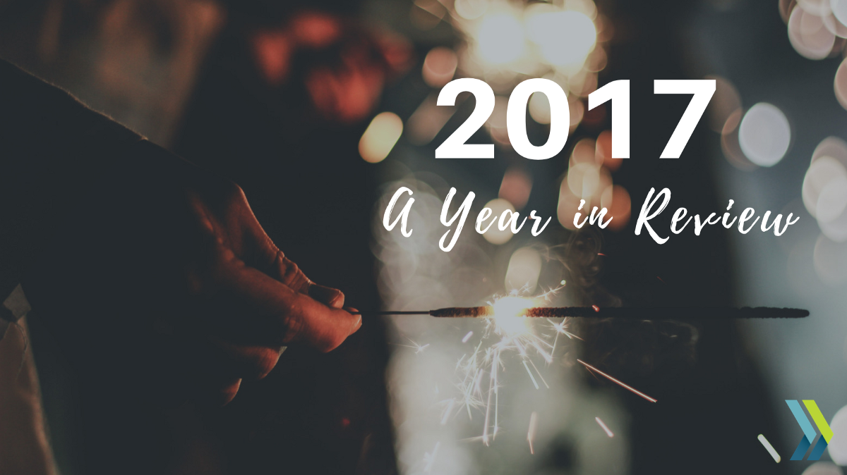 Our top 10 moments of 2017: a year in review - Social