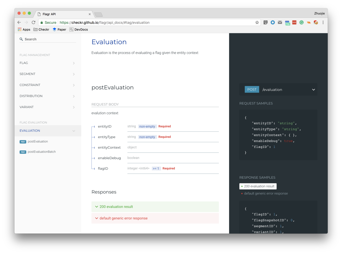 Introducing Flagr: A robust, high-performance service for feature flagging and A/B testing