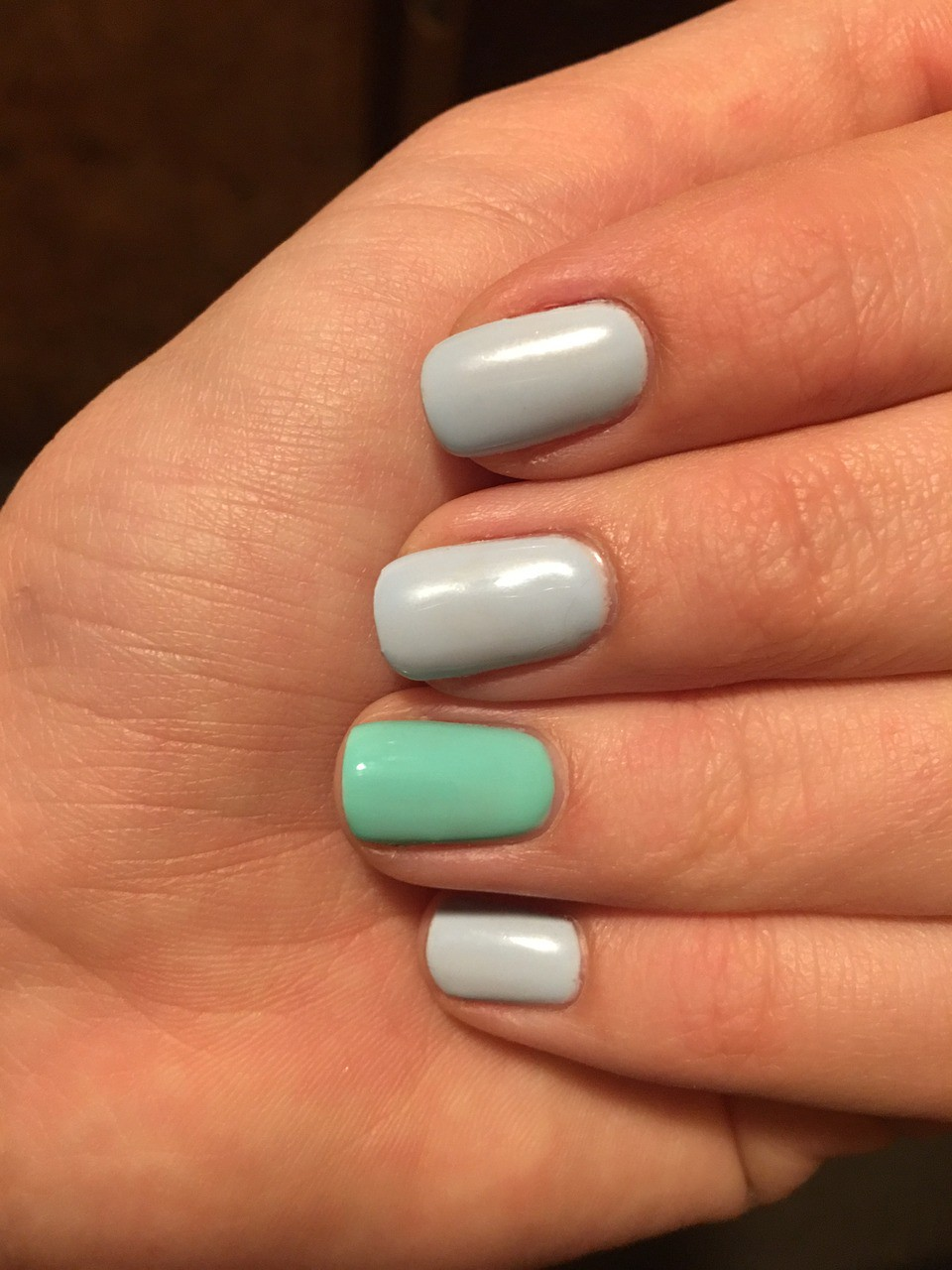 My Nails are very week could not grow fast? - Spa - Medium