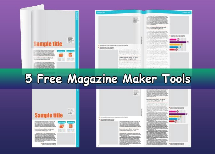 5 Free Magazine Maker Tools to create Mags Online - Flip Book - Medium