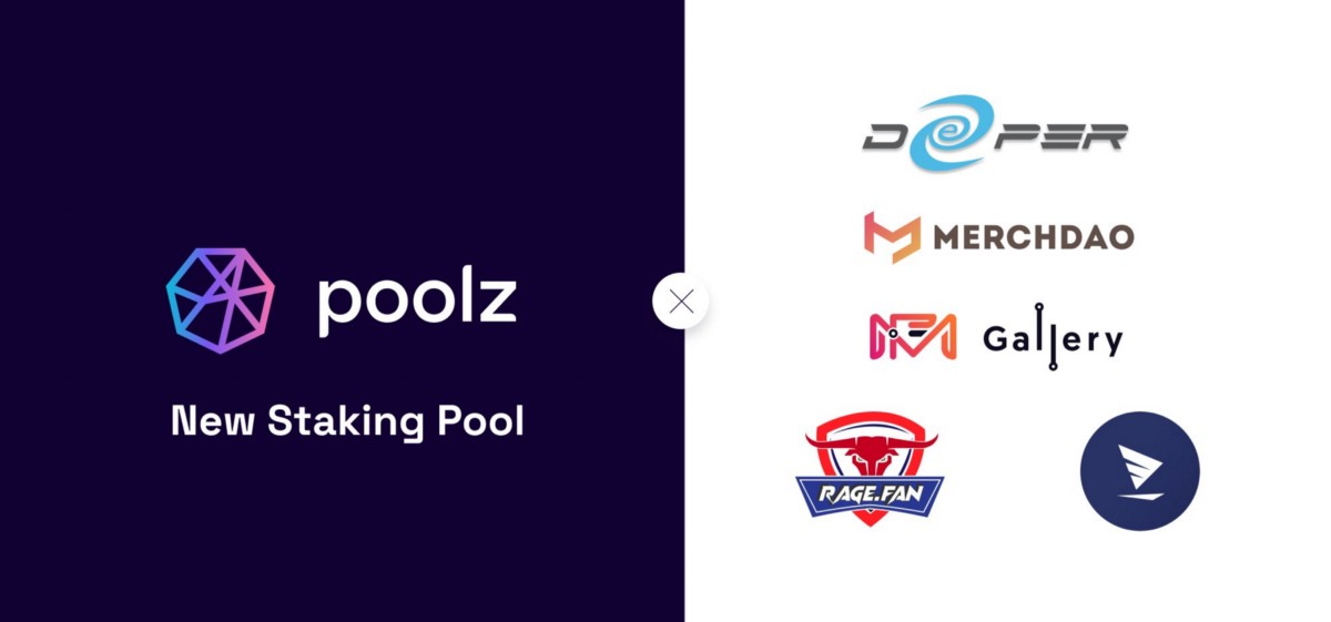Poolz Announcing New Staking Pool for Upcoming IDOs