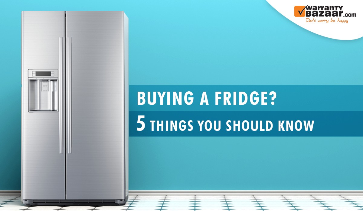 Buying A Fridge 5 Things You Should Know By Swati Chaturvedi Medium