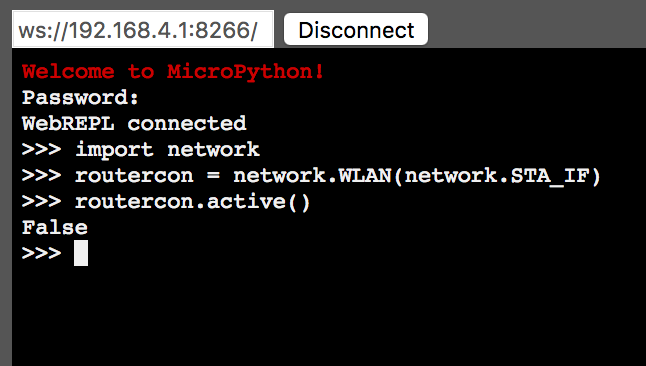 MicroPython & ESP8266 Quick Start (Part 4): Connect to WiFi Router