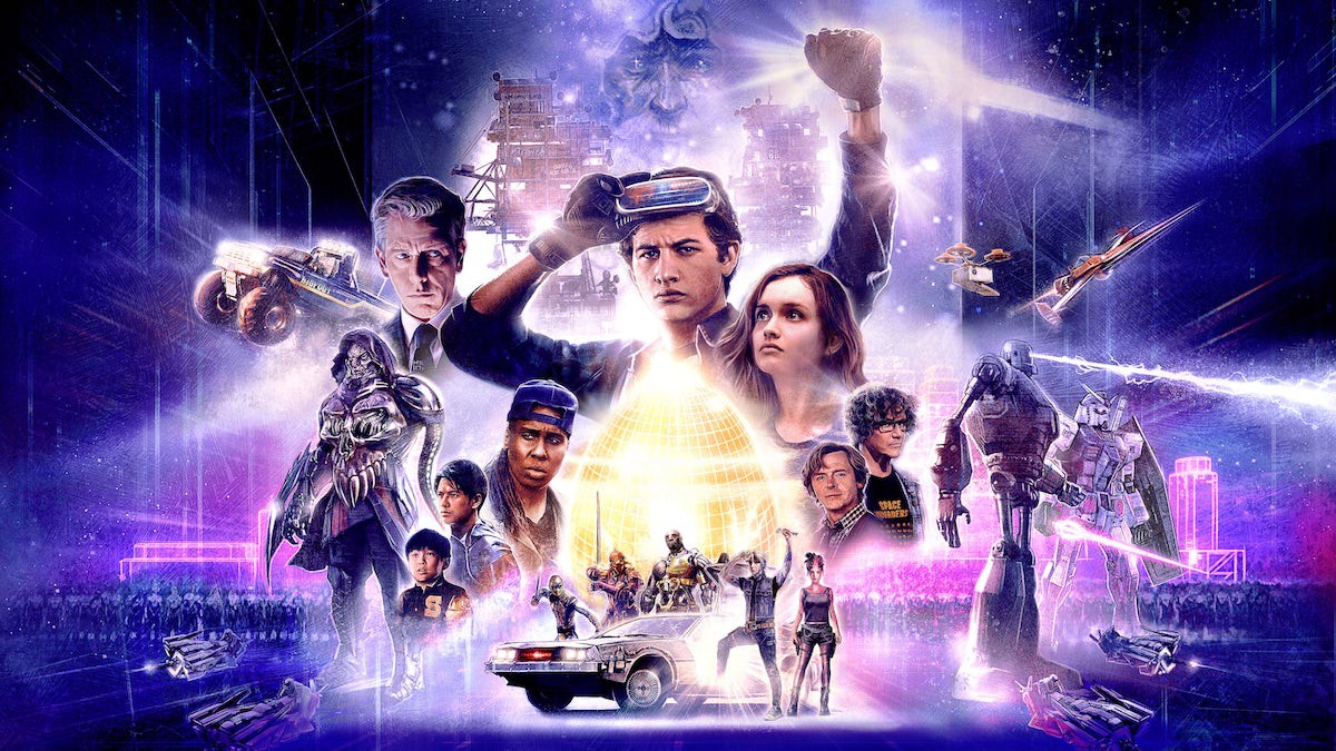 READY PLAYER ONE (2018) - Frame Rated - Medium