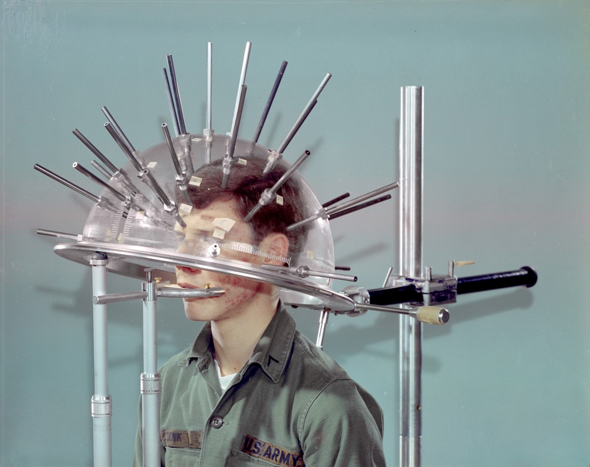 These striking photos show the secret, strange world of military research and development