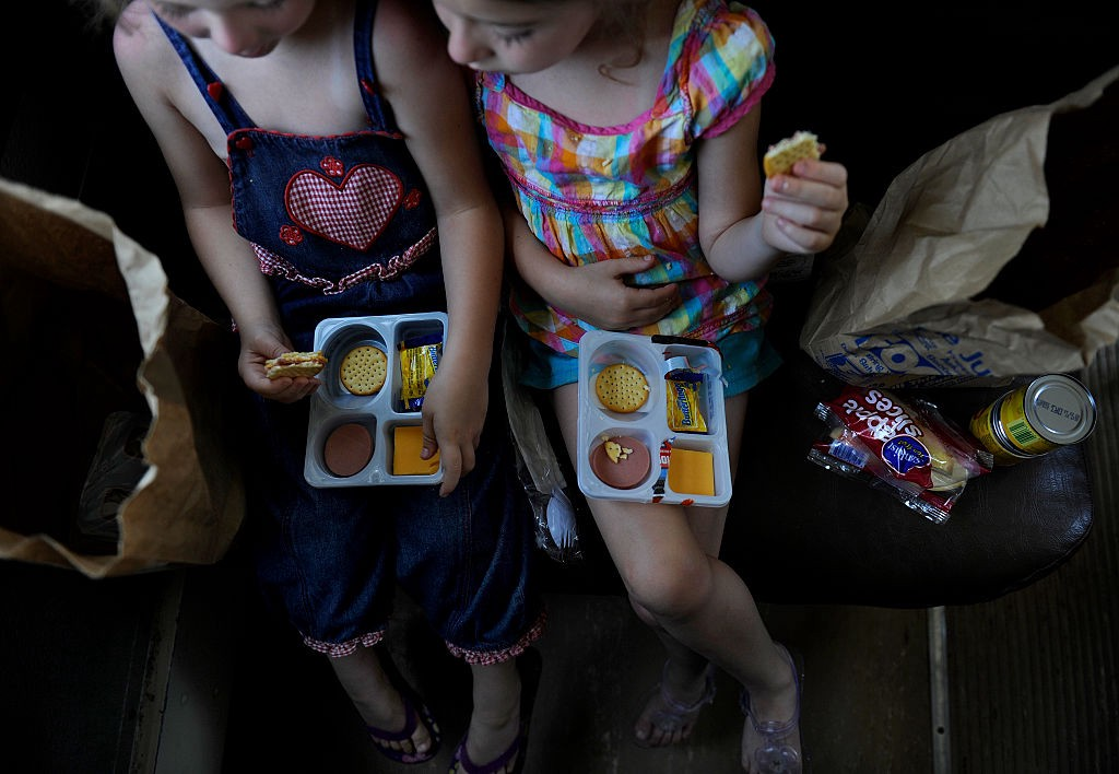 Empty Calories from America's Processed Foods Are Causing Malnourishment in Kids Around the World