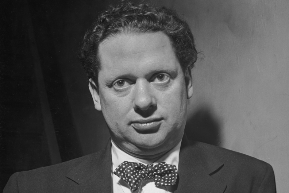 Dylan Thomas biography