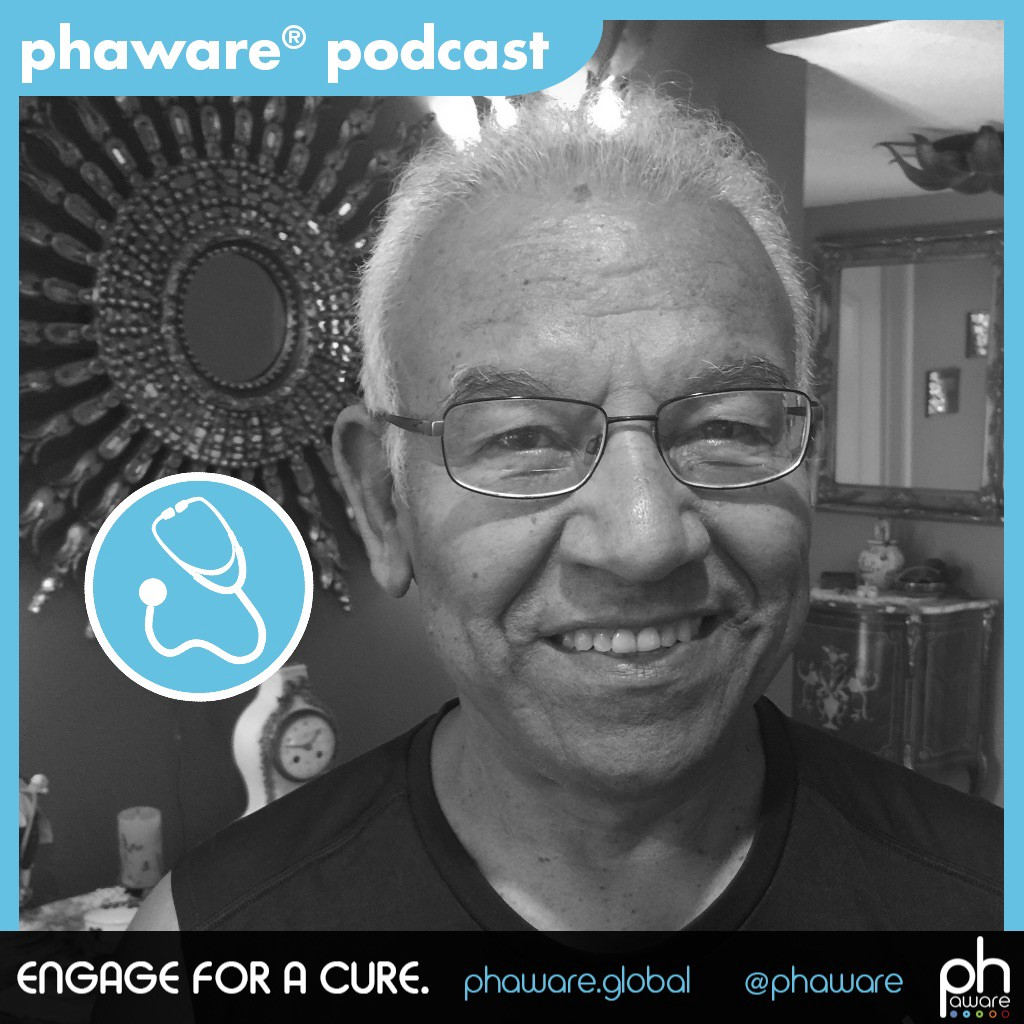 I'm Aware That I'm Rare: Guillermo Young, MD - phaware global