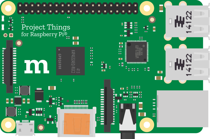 A Web of Things Gateway for the Raspberry Pi From Mozilla