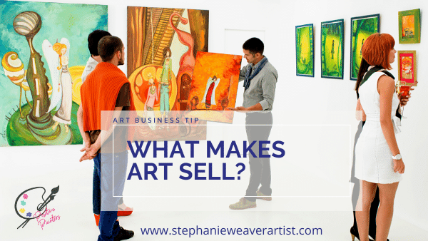 What makes art sell?