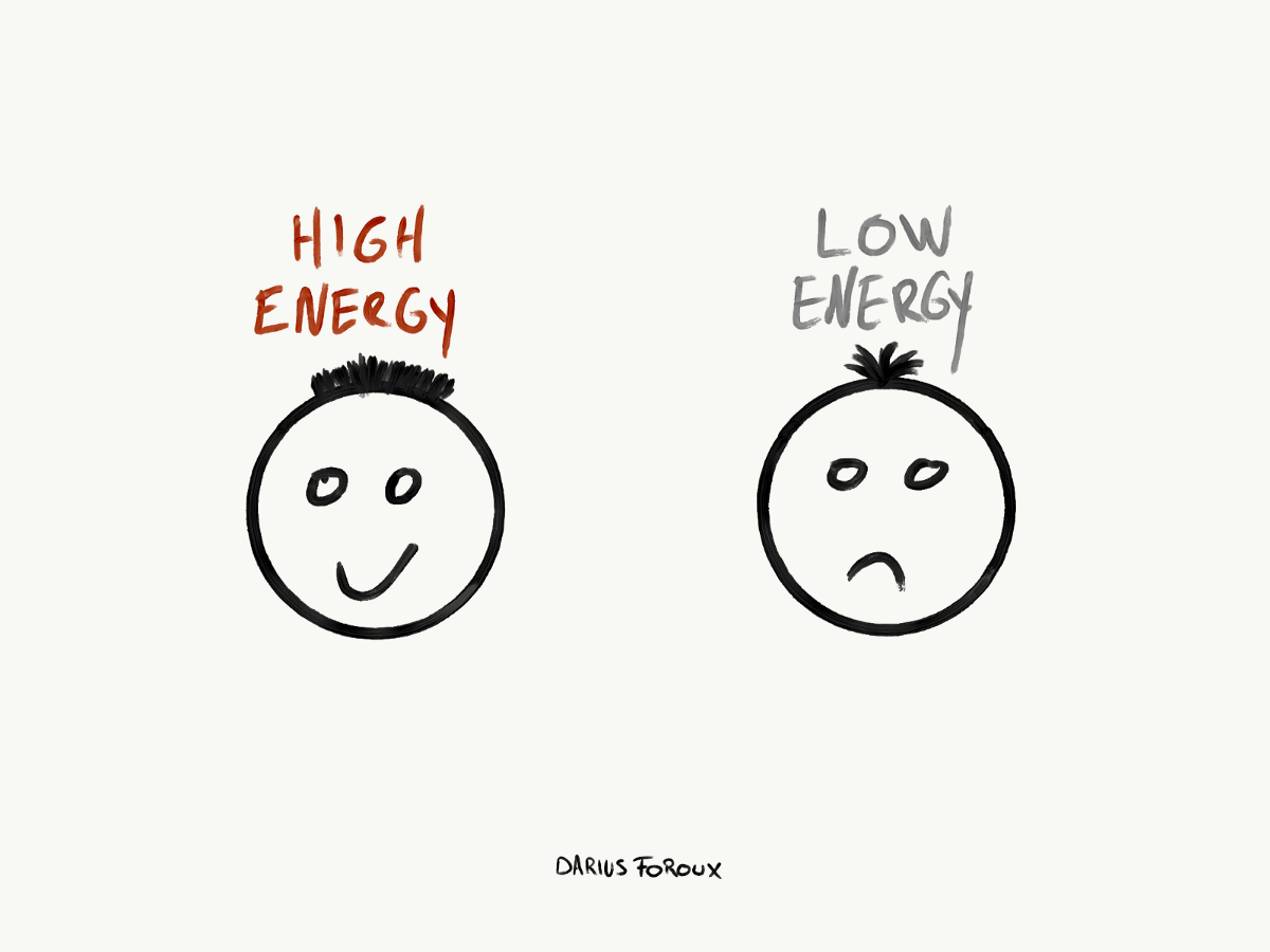 Don't Manage Your Time — Manage Your Energy