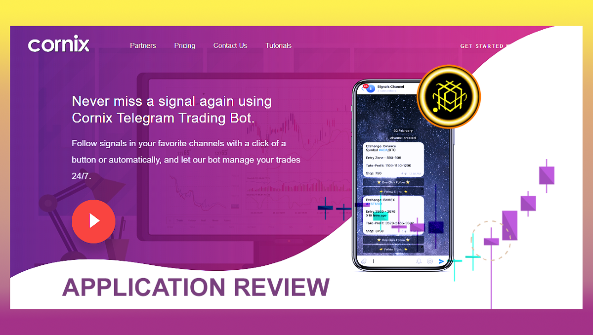 Automated trading binance