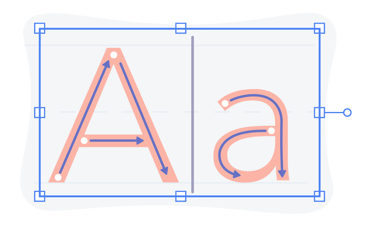 Why letter casing is important to consider during design