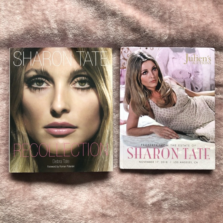 Book Reviews: Comparing two Sharon Tate books - Old