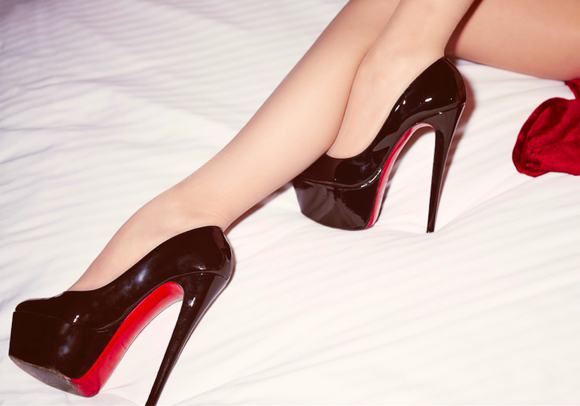 50c59e30f The Inspiration Behind Christian Louboutin's Red-Bottomed Soles