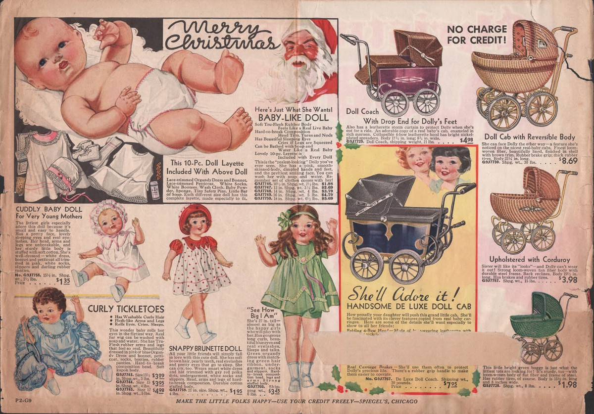 Christmas Mail Order Catalog.This Old Marketing Tool Will Give You An Explosive Advantage