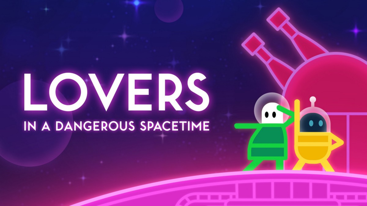 Review Lovers In A Dangerous Spacetime Tasta