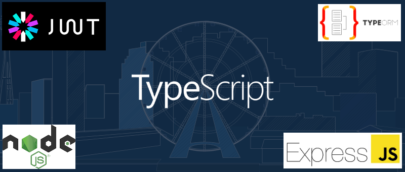 TypeScript Rest API with Express js, JWT, Authorization Roles and