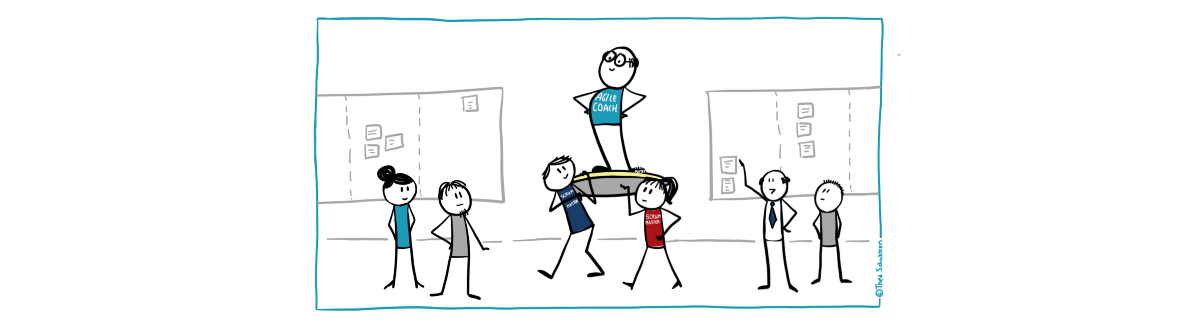 User Experience is … Agile Coaching