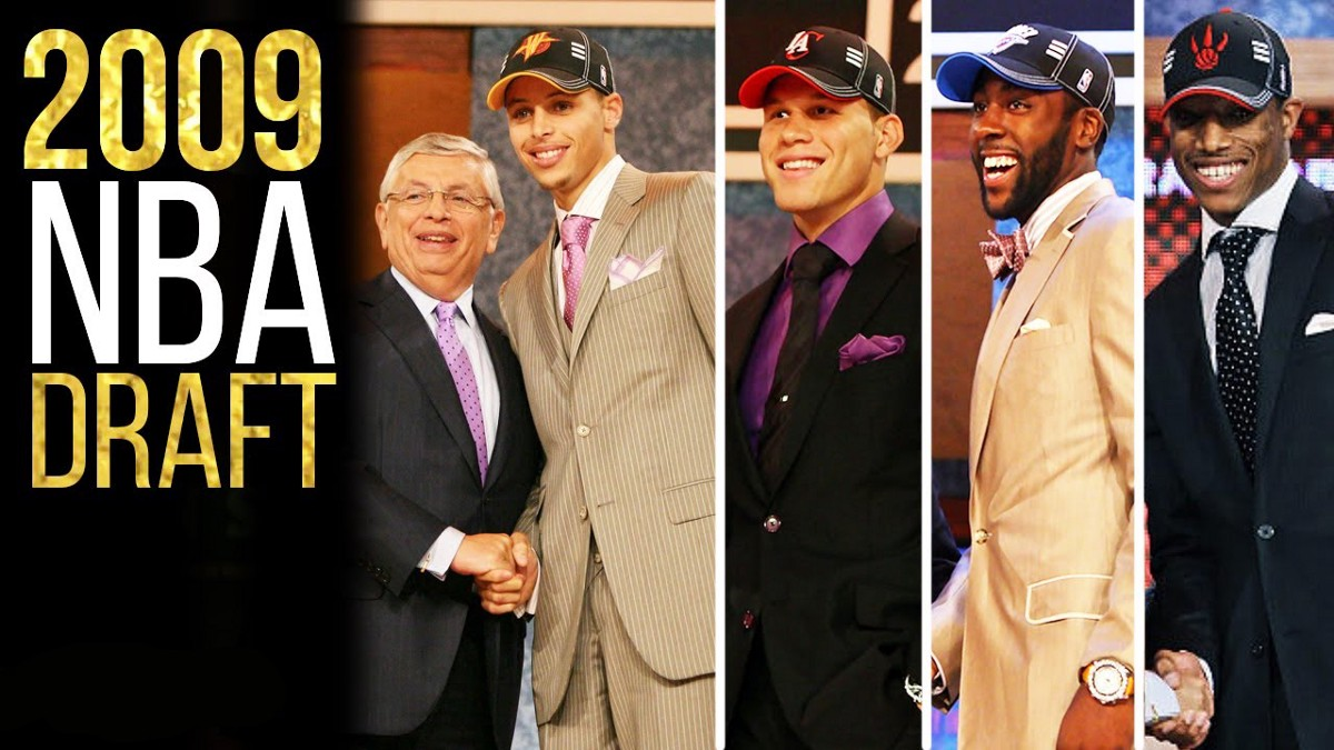 Repicking the 2009 NBA Draft. The 2009 NBA Draft is definitely one ...