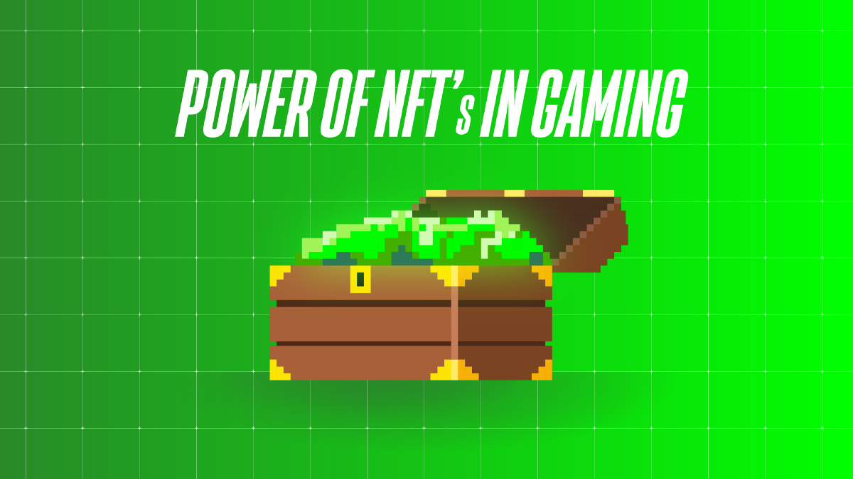 NFTs and Gaming: The Definitive Explainer