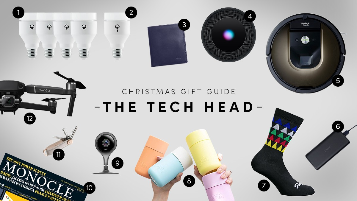 Geek Christmas Gifts.Get Your Geek On Gift Guide Lifx
