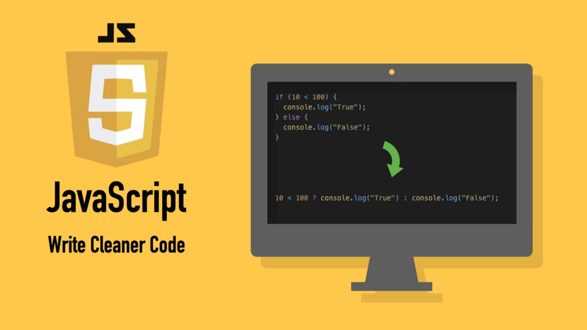 10 JavaScript Snippets for Cleaner-Looking Code