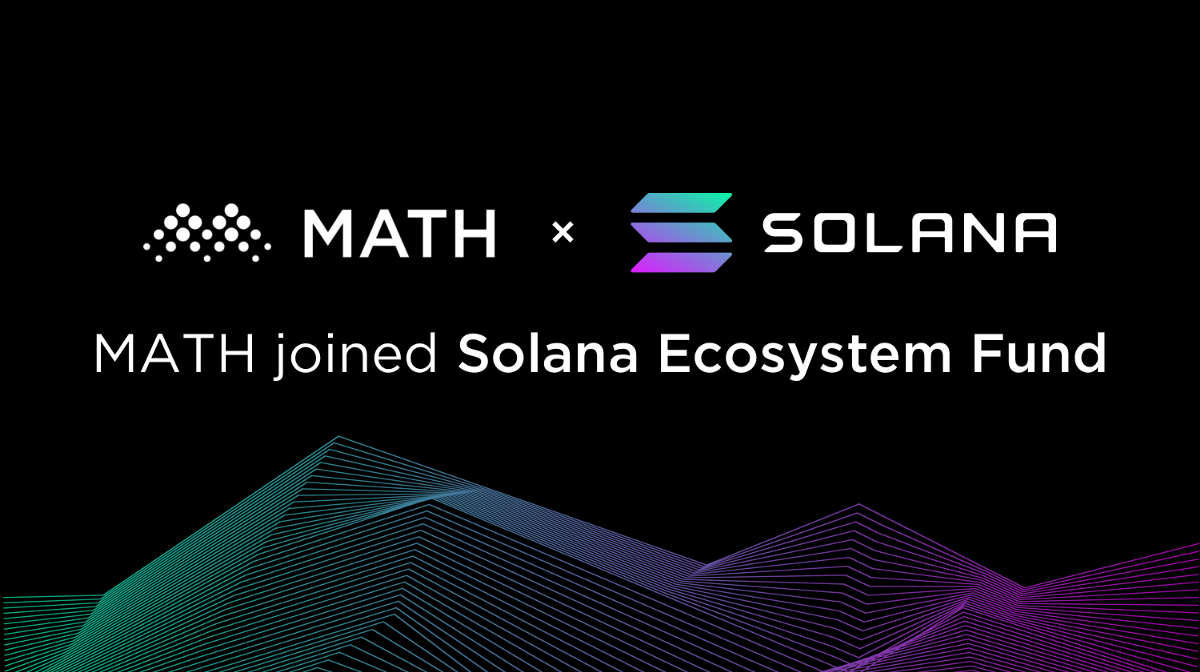 MATH Global and Solana announce $20M strategic investment partnership