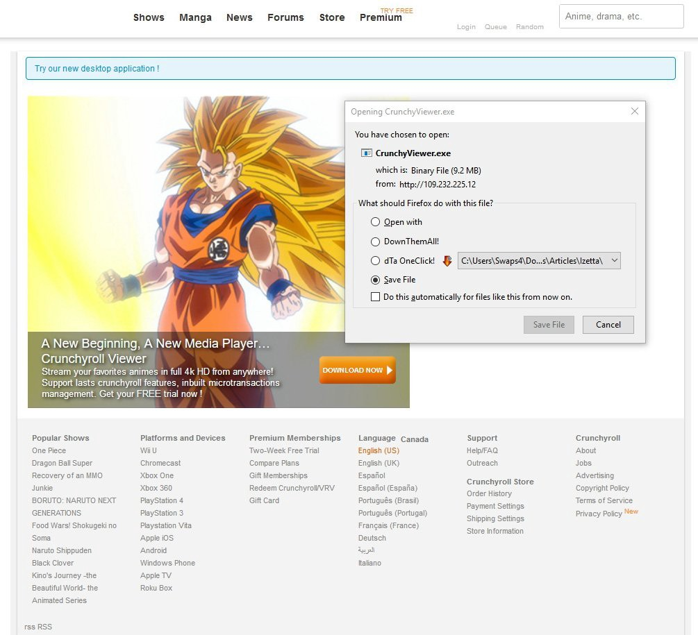 Crunchyroll Hacked?!?! Is My Data Safe? - Independent Security